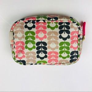 Orla Kiely Cosmetic Makeup Bag